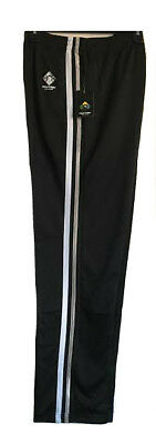 NEW Men's Four Cast Side Stripe Tricot Track Pants