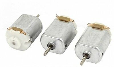 3pcs High Torque Cylinder Shaped DIY Toy Motor DC 1.5-3V 18000r/min