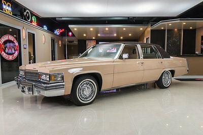 1978 Cadillac Phaeton  All-Original! #'s Matching 425ci V8 & TH400 Automatic, Factory A/C, PS, PB, Disc