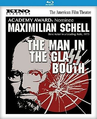 Man In The Glass Booth (1975) (2017, Blu-ray NUOVO) (REGIONE A)