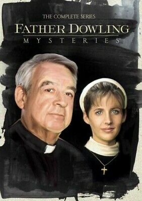 Father Dowling Mysteries: The Complete Series (2017, DVD NUEVO)10 DIS (REGION 1)