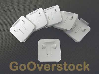 NEW Genuine Apple  iPhone 7 Earpods, Earbuds with Lightning Connector