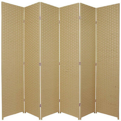 NEW Tall 6 Fold Room Divider