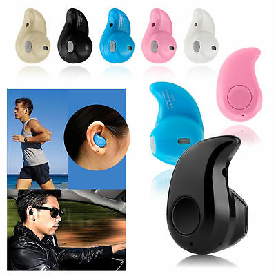 Newest Mini Wireless Bluetooth Stereo Sport Headset Earbuds In-Ear Earphone USA