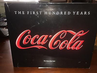 First 100 Years Of Coca Cola Signed By CEO Douglas Ivestor