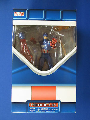 Heroclix Marvel - Captain America Sentinel - New Sealed!