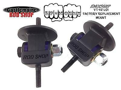 Ls1 - Ls2 Vt - Vz Oem Replacement Engine Mount For High Horse Power Applications
