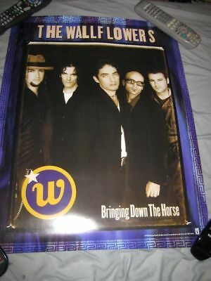 THE WALLFLOWERS-(bringing down horse)-18X24 POSTER-NMINT