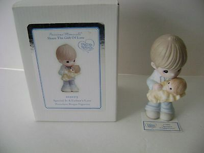 Precious Moments Special Is A Father's Love # 112003 Collectible