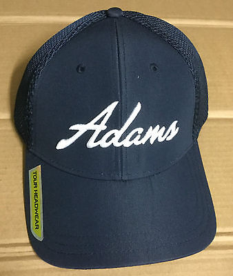 *BRAND NEW* Adams Golf Idea Tour hat/cap - Navy - L/XL size