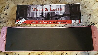 New Ballet Is Fun TurnBoard - Pink TurnBoard  Official - Turn Board