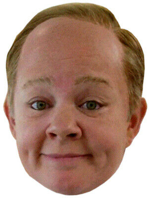 MELISSA McCARTHY as SEAN SPICER SNL Comedy Spoof Big Head Window Cling Decal NEW