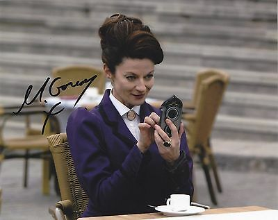 Michelle Gomez Signed Autograph Dr Who Missy 8X10 Photo  Exact Proof
