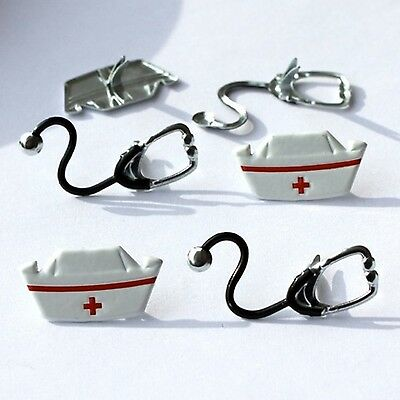 Nurse  Brads  ** Hot Item ** See My Store ** Eyelet Outlet