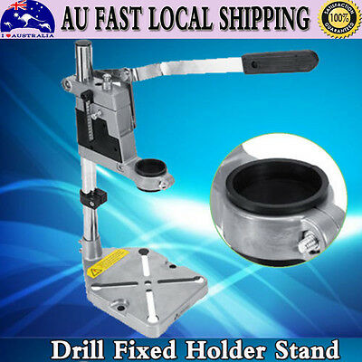 38/43mm Quality Mini Drill Fixed Holder Stand Metal Base Frame Drilling Collet G