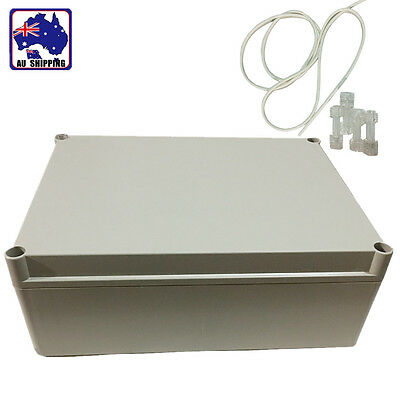 33x25x12cm Junction Box Case Waterproof IP66 Enclosure Electrical TTUE05330