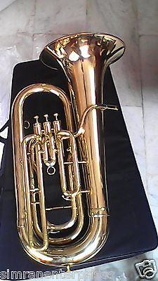Tuba Horn Jumbo Size Biggest Largest Size Horn Brass Musical Instrument Brass