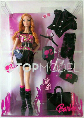 BARBIE TOP MODEL SUMMER NRFB - NUOVA - model muse doll collection Mattel