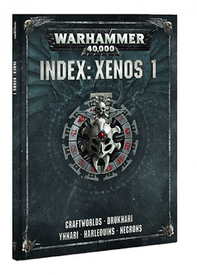 Warhammer 40.000: Index: Xenos 1 Softcover (Deutsch) 40k Neue Edition