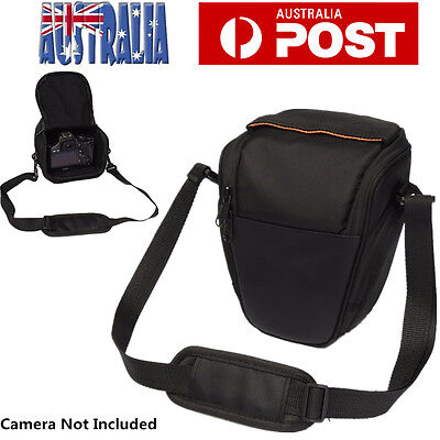 DSLR SLR Camera Carry Bag Case Waterproof Shockproof for Canon Nikon Sony AU
