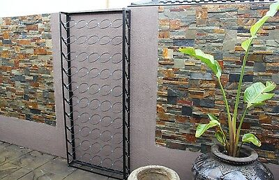 Wall Frame Vertical  Garden  Large Holds 50 P