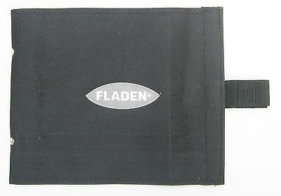 Fladen 10 Pocket Rig Bag Wallet, For Storing Lures Traces Feathers Hooks