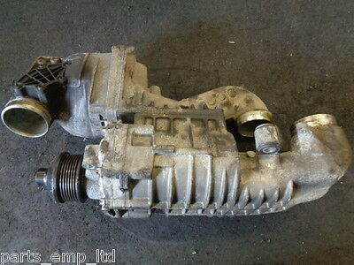 2006 Mercedes C Class C180 Kompressor Eaton Super Charger A2710902080