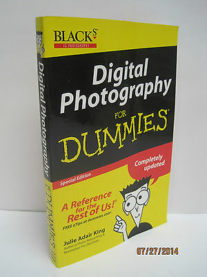 Digital Photography For Dummies Special Edition For Blacks' by Julie Adair King