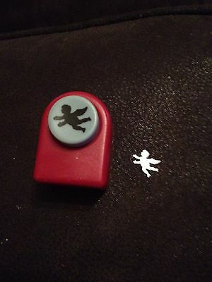 Tiny Cherub Paper Punch