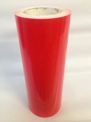 "Red Vinyl 24 "" x 50 yards  ( 150 Feet  ) For Cameo Silhouette Plotter"