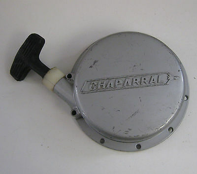 Chaparral Snowmobile Recoil Starter Pn 78102 New Old Stock Oem Vintage