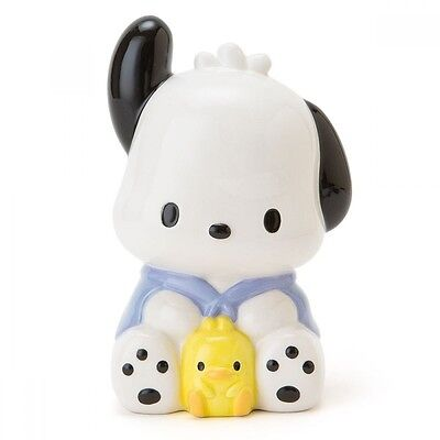 NEW! Sanrio Pochacco Piggy Bank (Fancy Days) from Japan
