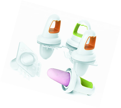 Annabel Karmel Mini Ice Lolly Moulds Set Teething Weaning Soother Lollies by Nuk