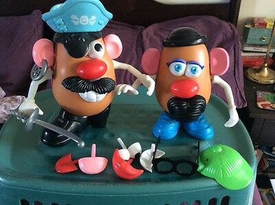 Pair Of Mr Potato Heads Looking For A New Home