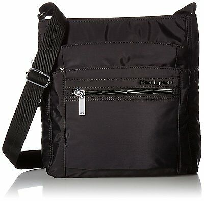 Hedgren Orva Crossover Bag with RFID Protection, Womens, One Size Black