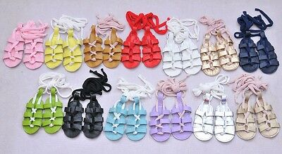Baby Girl Gladiator Sandal Roman Sandle Genuine Leather Toddler Kid Summer Shoes