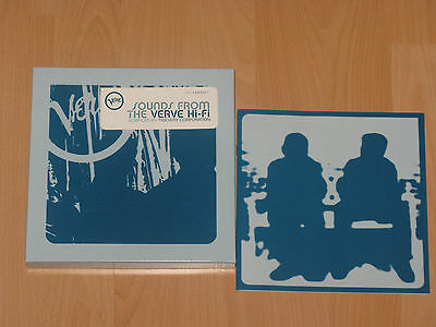 "5x7"" SOUNDS FROM THE VERVE HIFI THIEVERY CORPORATION - STAN GETZ - SERGIO MENDEZ"