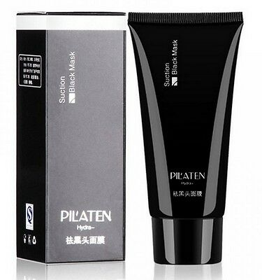 PILATEN BLACK MASK TUBE 60g PEEL - OFF