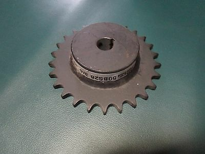 "Martin Sprocket 50BS26 3/4, 50 Chain, 26 Teeth, 3/4"" Finished Bore Sprocket"