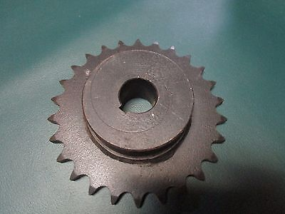 """Martin Sprocket 50BS26 1, 50 Chain, 26 Teeth, 1"""" Finished Bore Sprocket"""