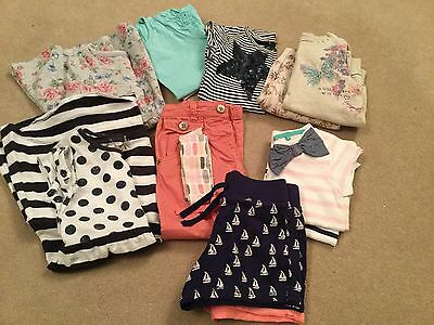 Girls NEXT Summer Bundle age 4-5 And 5 Years