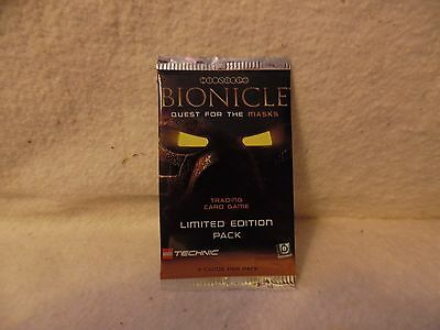 BIONICLE- Quest for the Mask-Limited Edition pack- sealed- NEW >>>>