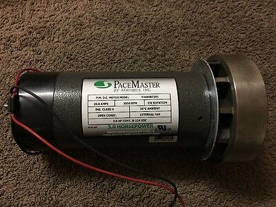 PaceMaster 3.0 Hp Motor and/or Face Board  for Platinum Pro VR Treadmill