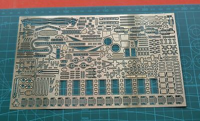 CNDRAGON 1/350 USS Battleship BB-63 Missouri 1991 Detail Set For Tamiya