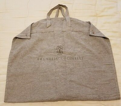 BRUNELLO CUCINELLI garment bag