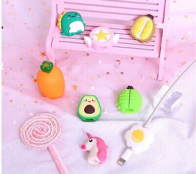 Cable Protector Saver Cover For apple iPhone ipad usb cord headset charger