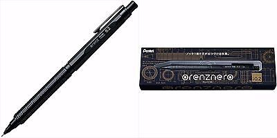"Pentel Mechanical Pencil ""ORENZNERO 0.2mm"" Very popular Made in Japan F/S Track"