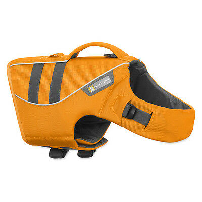Ruffwear Hunde Schwimmweste Float Coat™ Wave Orange, diverse Größen, NEU