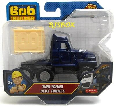Bob The Builder Truck Two-Tonne Die-Cast Vehicle DRC96 Truck Semi Tractor New