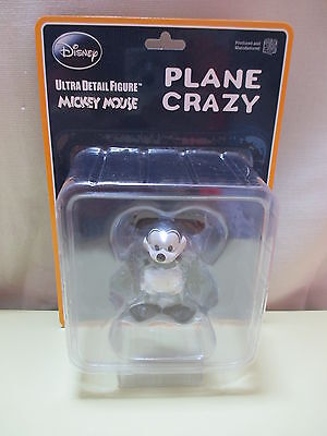 UDF Medicom Toy Disney Mickey Mouse Plane Crazy No.144 (144) Ultra Detail Figure